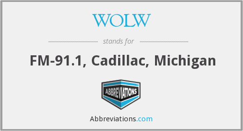 What does WOLW stand for?
