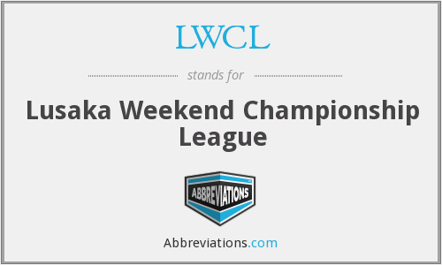What does LWCL stand for?