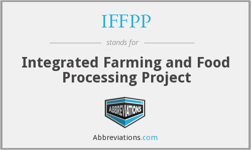 What does IFFPP stand for?
