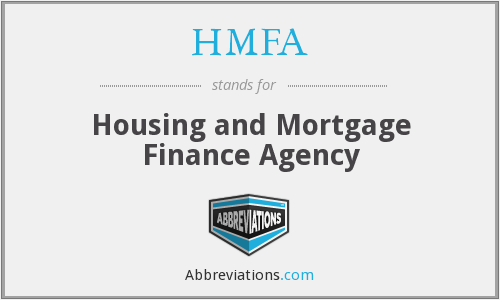 What does HMFA stand for?