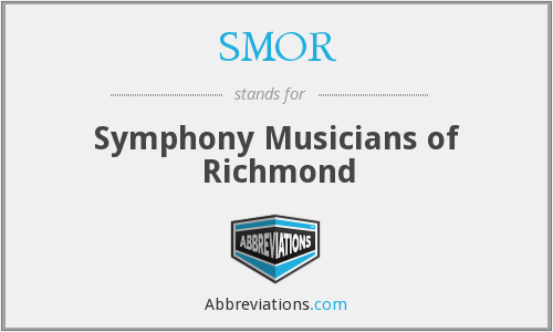What does Richmond stand for? — Page #11