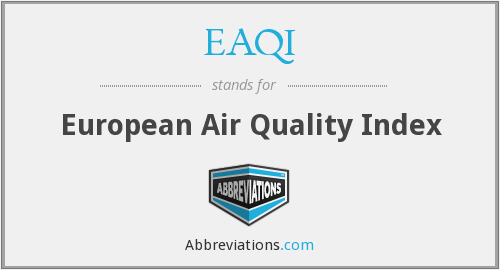 What does EAQI stand for?