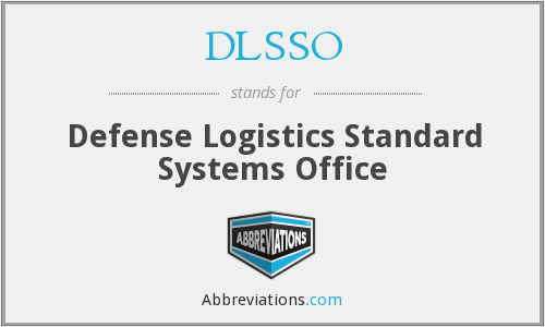 What does DLSSO stand for?