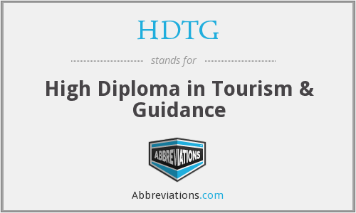 What does HDTG stand for?