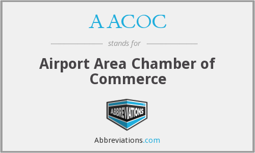 AACOC - Airport Area Chamber of Commerce