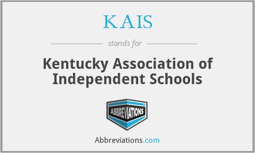KAIS - Kentucky Association of Independent Schools