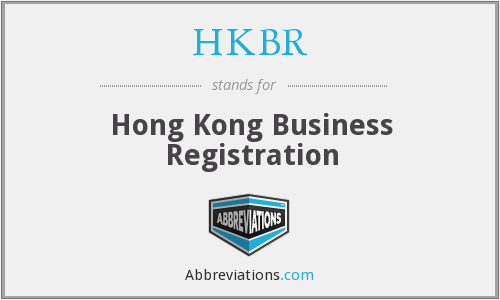 What does HKBR stand for?