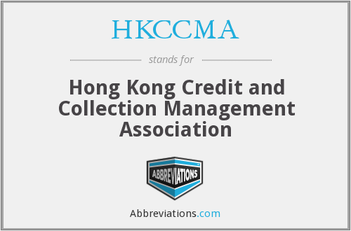 What does HKCCMA stand for?