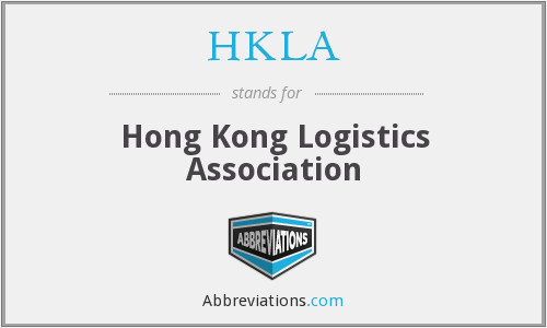 What does HKLA stand for?