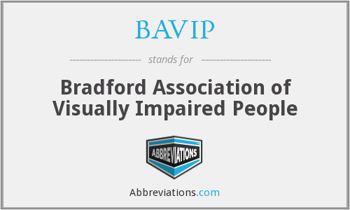 What does BAVIP stand for?