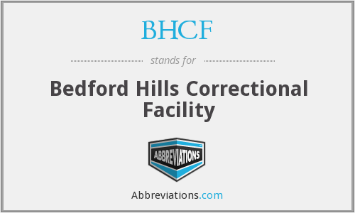 What does BHCF stand for?