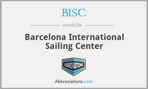 BISC - Barcelona International Sailing Center