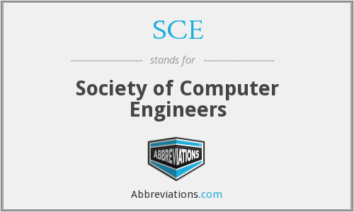 SCE - Society of Computer Engineers