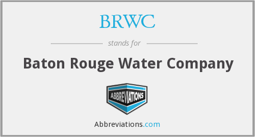 What does BRWC stand for?