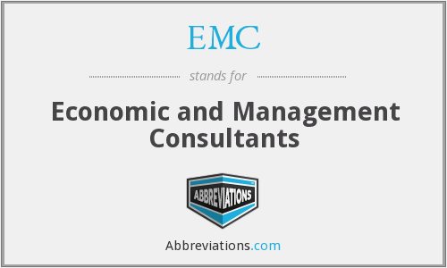 EMC - Economic and Management Consultants