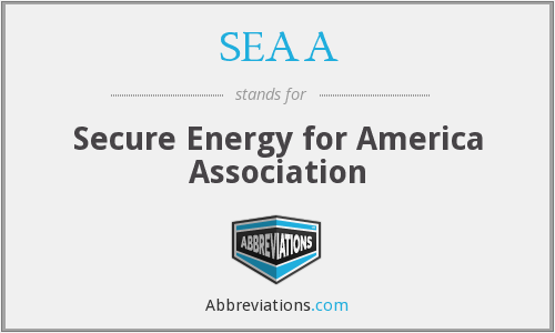 SEAA - Secure Energy for America Association