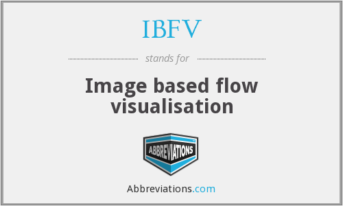What does IBFV stand for?