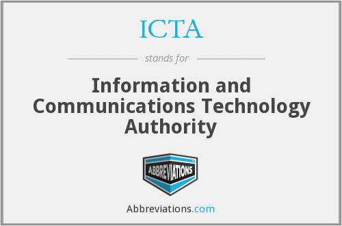 ICTA - Information and Communications Technology Authority