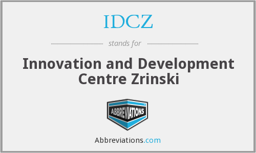What does IDCZ stand for?