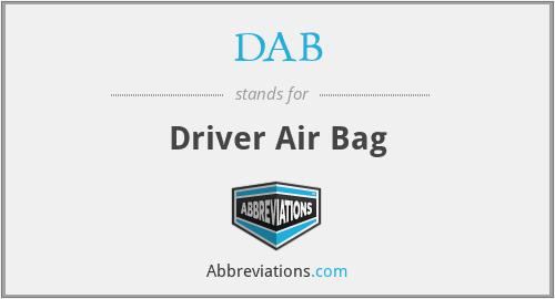 DAB - Driver Air Bag