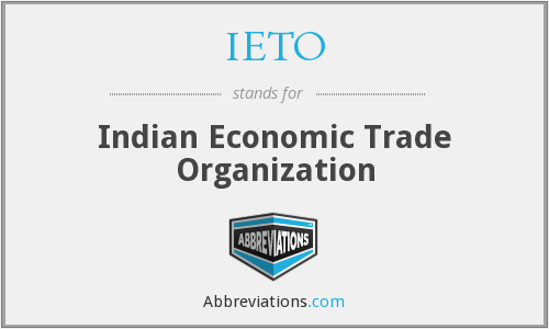 What does IETO stand for?