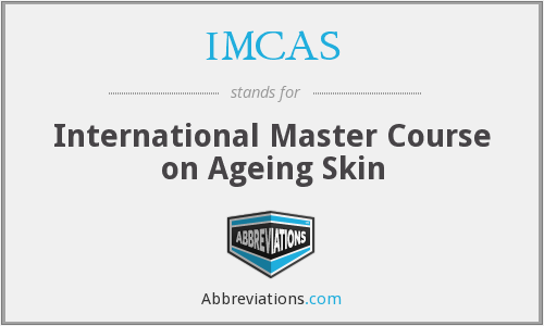 What does IMCAS stand for?