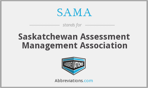 SAMA - Saskatchewan Assessment Management Association