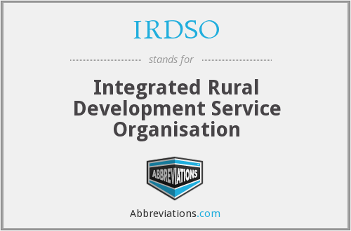 What does IRDSO stand for?