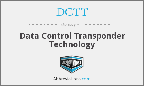 What does DCTT stand for?