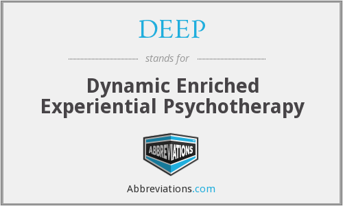 DEEP - Dynamic Enriched Experiential Psychotherapy