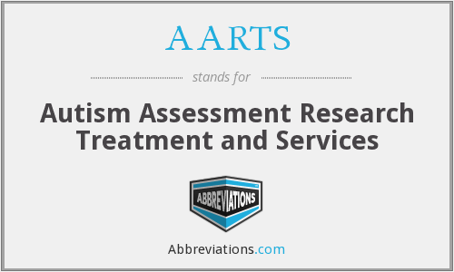 AARTS - Autism Assessment Research Treatment and Services