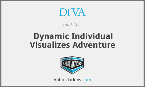 DIVA - Dynamic Individual Visualizes Adventure