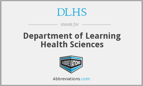 What does DLHS stand for?