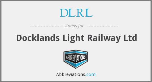 What does DLRL stand for?