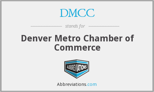 DMCC - Denver Metro Chamber of Commerce