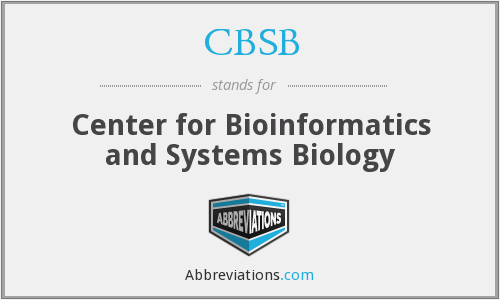 What does CBSB stand for?