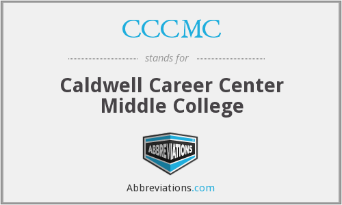 CCCMC - Caldwell Career Center Middle College