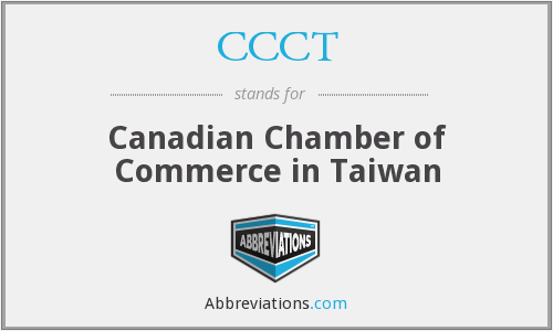 What does CCCT stand for?