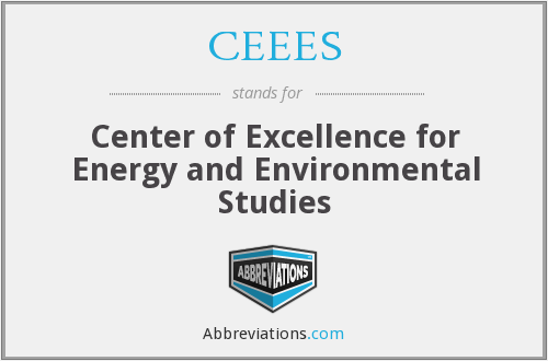 What does CEEES stand for?