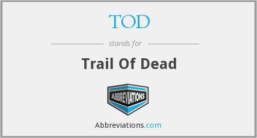 What does trail stand for?