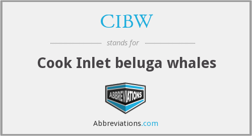 What does CIBW stand for?