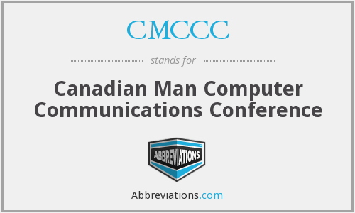 What does CMCCC stand for?