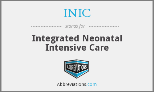 What does INIC stand for?