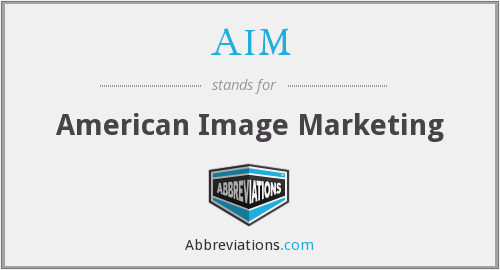 AIM - American Image Marketing