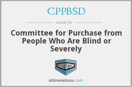 What does CPPBSD stand for?