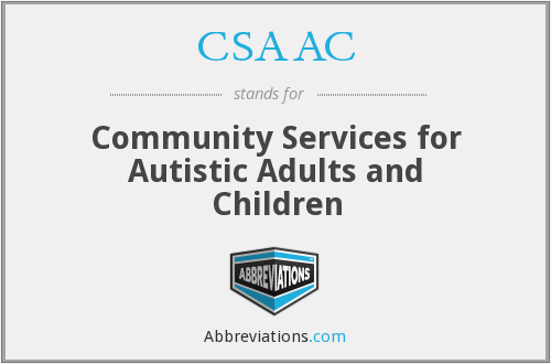 What does CSAAC stand for?
