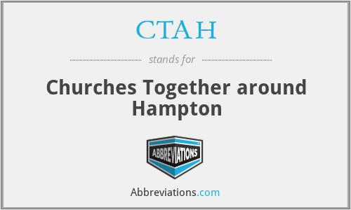 CTAH - Churches Together around Hampton
