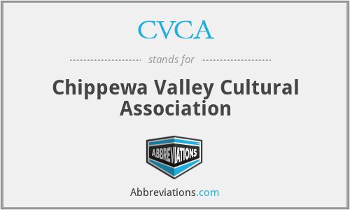 CVCA - Chippewa Valley Cultural Association