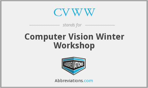 What does CVWW stand for?