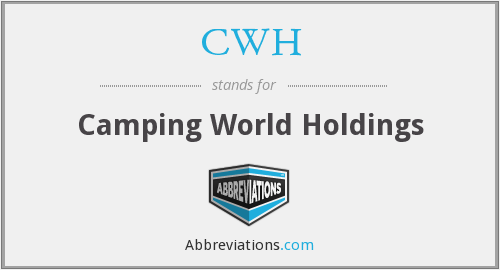 CWH - Camping World Holdings